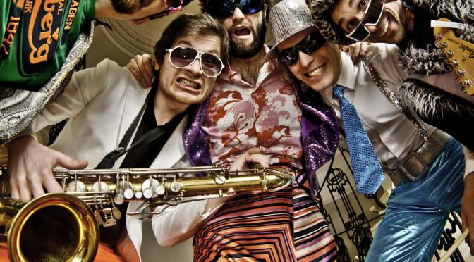Elefunk Band 1
